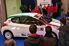 Romeo Ferraris debutta nel Mondiale in classe WRC3