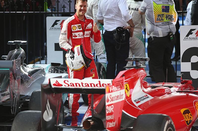 Ferrari, quanto vale il podio di Vettel al debutto?