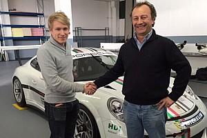 PCC Ultime notizie La LEM Racing annuncia il finlandese Aku Pellinen