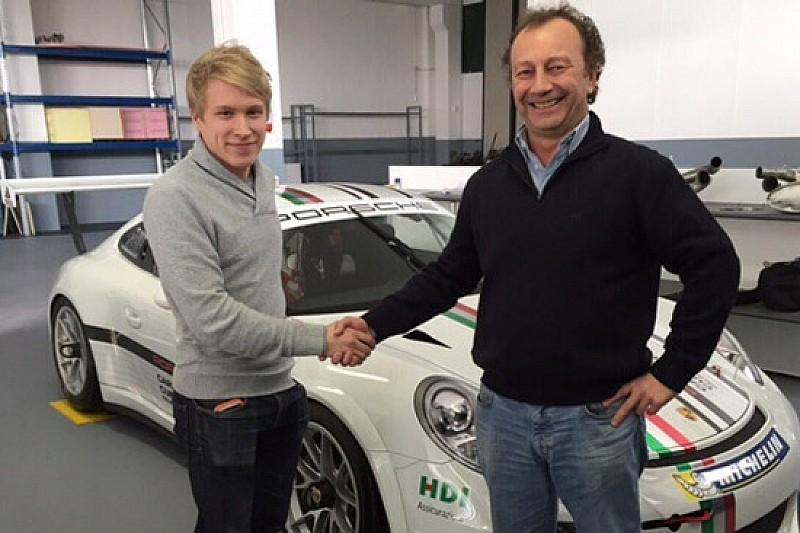 La LEM Racing annuncia il finlandese Aku Pellinen