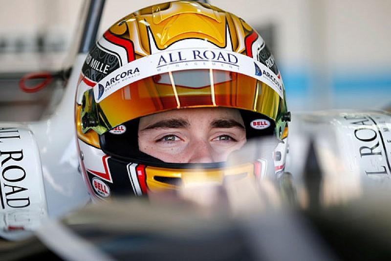 Sull'umido brilla Leclerc nel Day 2 dei test di Valencia