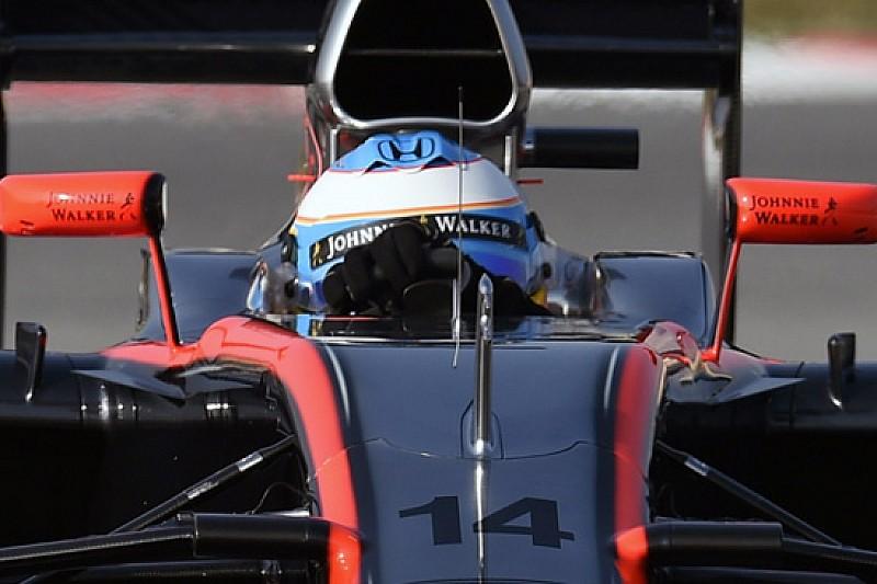Alonso ricorda lo sterzo pesante prima del crash!