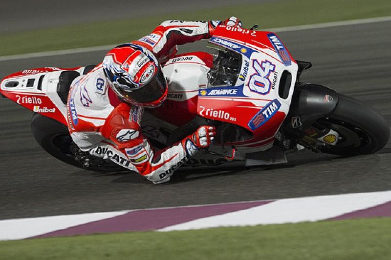 Losail: Ducati GP15 in pole al debutto con Dovizioso!