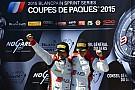 Ortelli e Richelmi trionfano nella Qualifying Race