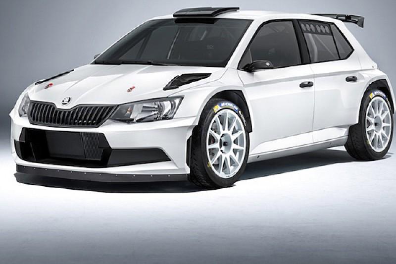 La FIA ha omologato la Škoda Fabia R5