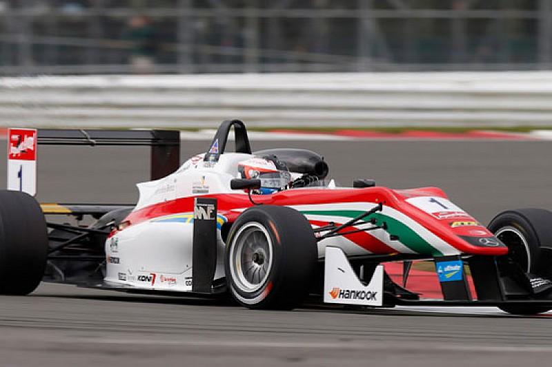 Rosenqvist vince una gara 1 piena di safety car