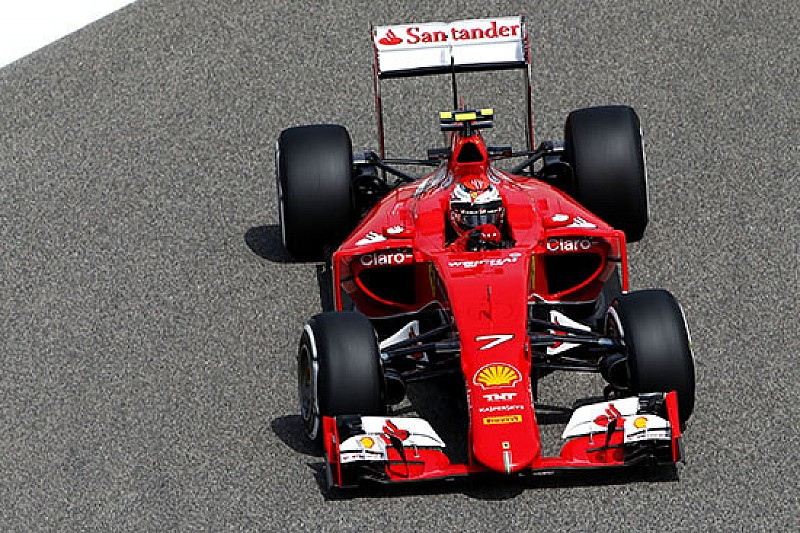 Bahrein, Libere 1: Raikkonen e Vettel sono davanti