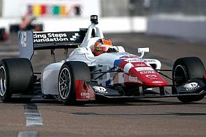 Indy Lights Ultime notizie Jack Harvey in pole position a Long Beach