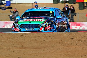 Supercars Practice report Mostert puts Prodrive on top in V8 practice