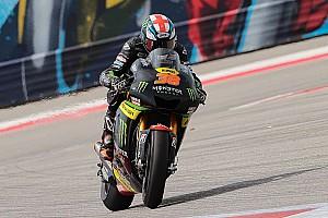 MotoGP Résumé d'essais Bradley Smith tombe bien!
