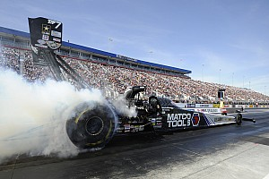 NHRA Qualifying report Brown, Pedregon, Stoffer and Line top qualifying in Southern Nationals