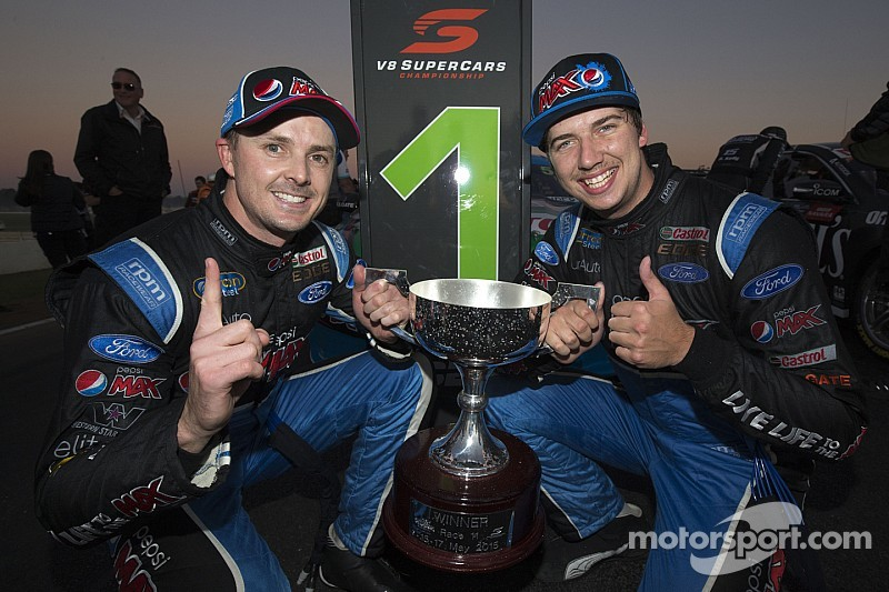 Prodrive drivers to have strategy equality