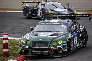 Endurance Race report Bentley Motorsport gains valuable experience at grueling Nürburgring 24-Hour race