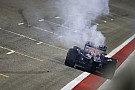 Red Bull y Toro Rosso debe prepararse para sanciones