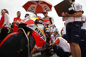 MotoGP Actualités Márquez reste en lice pour le titre, jugent Rossi et Lorenzo
