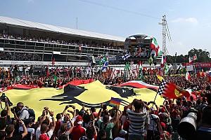 Formula 1 Breaking news Monza in bid to secure future at Monaco