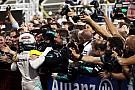 Hamilton - Mercedes et moi, plus qu'un partenariat
