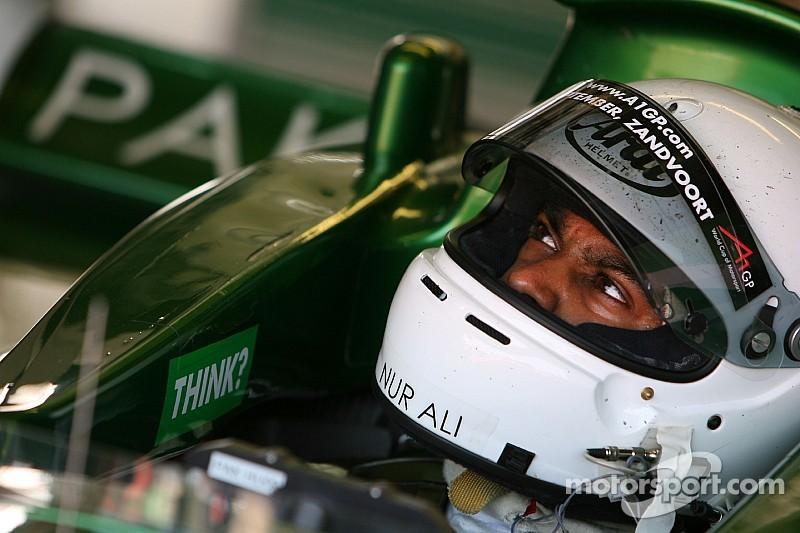 Nur Ali aiming for Red Bull GRC Lites series