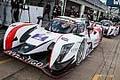 I rookie Nissan sulla Ginetta LMP3 ai test di Le Mans