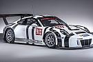 Porsche ha svelato la nuova 911 GT3 R