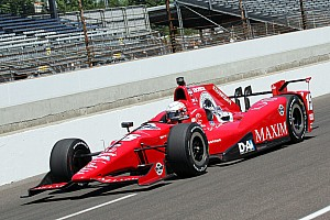 IndyCar Commentary Making it as a single-car team in IndyCar