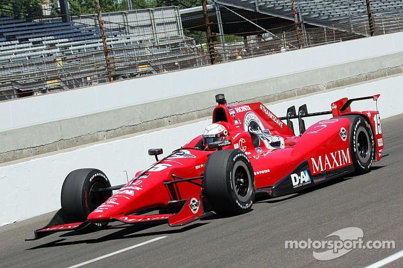 Making it as a single-car team in IndyCar