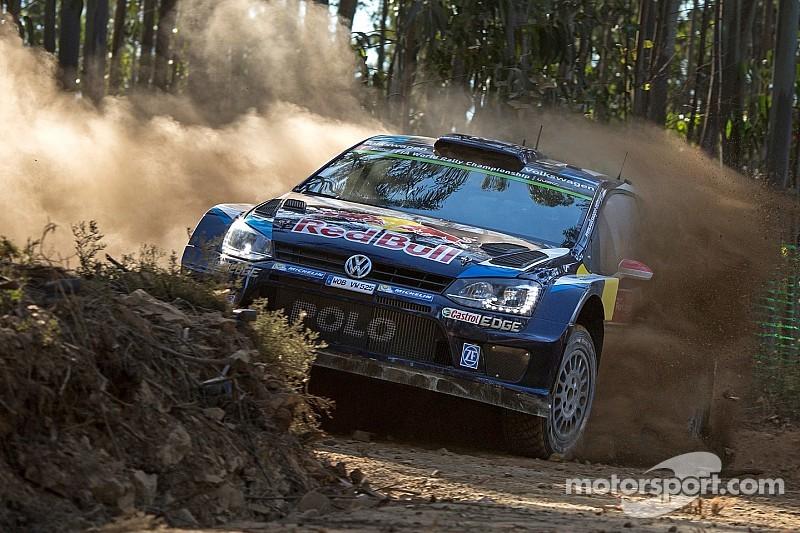 Latvala holds Rally Portugal lead as Ogier struggles