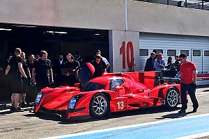 WEC Testing report Rebellion concludes AER installation test