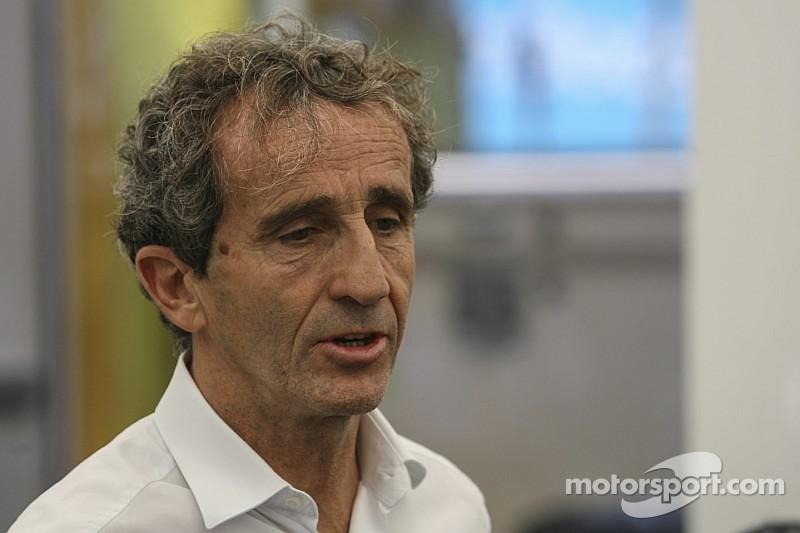 Prost témoigne de l'approche des pilotes à Monaco