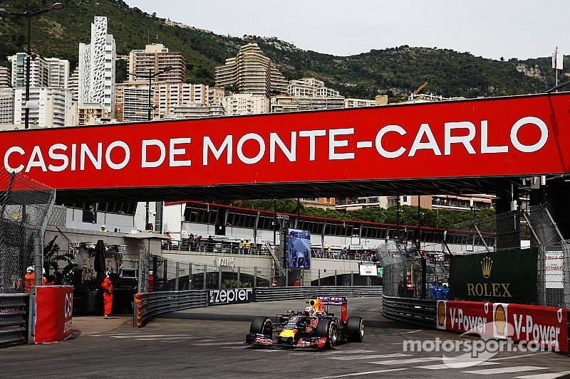 Гран При Монако: лучшие круги