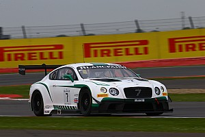 Blancpain Endurance Race report Top ten finishes for Bentley at Silverstone