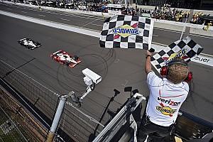 IndyCar Contenu spécial Photos Indy 500 - La victoire de Montoya en images