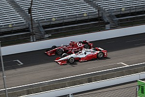 Montoya: After Dixon passed me,