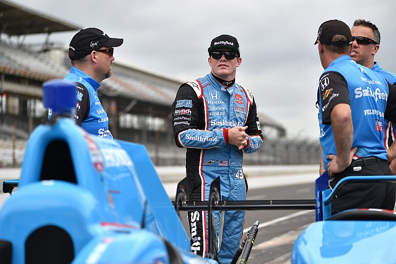Conor Daly confirmed with SPM in Detroit