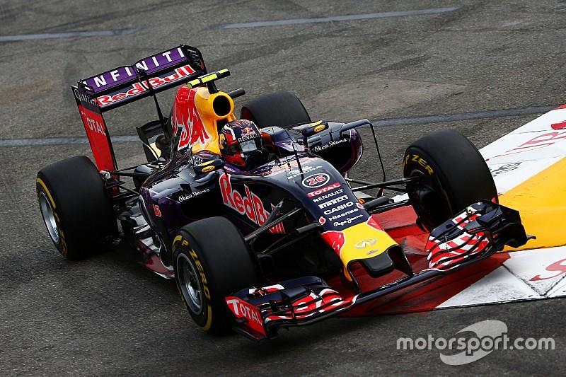Red Bull considera tomar sanções já para o GP do Canadá