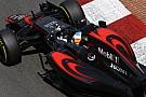 Une évolution majeure de la McLaren MP4-30 en Autriche