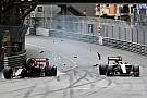 Lotus niega que Grosjean haya perjudicado a Verstappen
