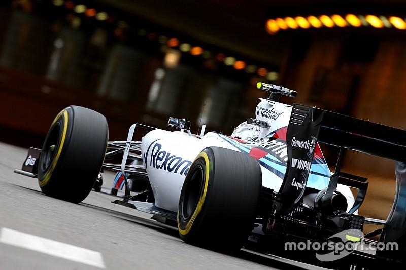 Williams apportera un gros développement en Autriche