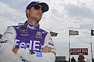 Hamlin continues to exhibit speed at Dover