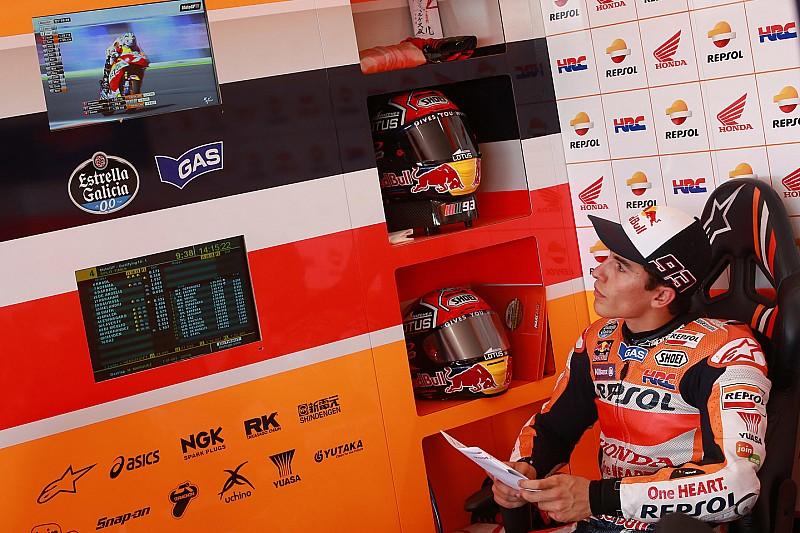 """9 millièmes valent à Márquez sa """"pire qualif en MotoGP"""""""