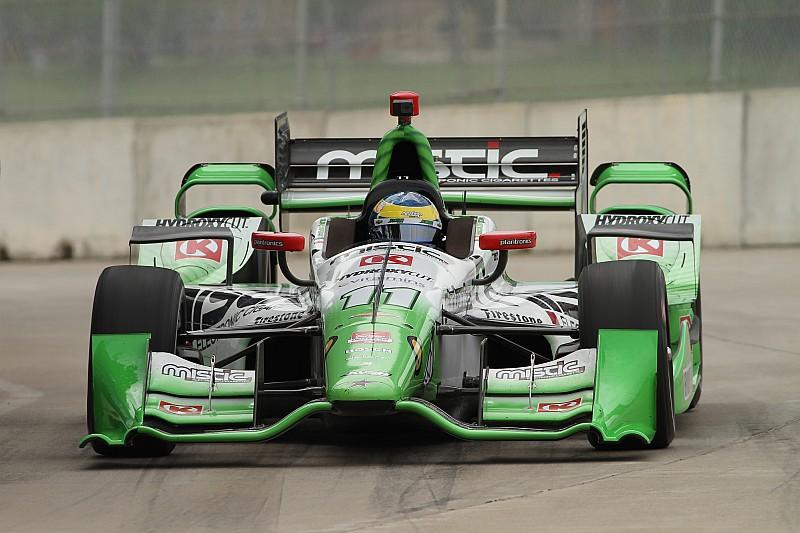 Detroit, course 2 – Victoire de Sébastien Bourdais!