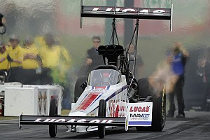NHRA Preview Hot streak has Top Fuel's Richie Crampton excited for return to Summernationals