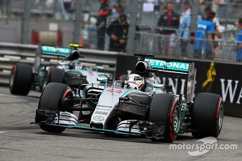 Mercedes tourne la page après son erreur monégasque