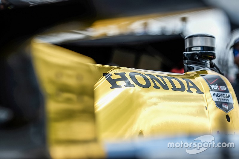 IndyCar penalizes Honda and others for Detroit violations