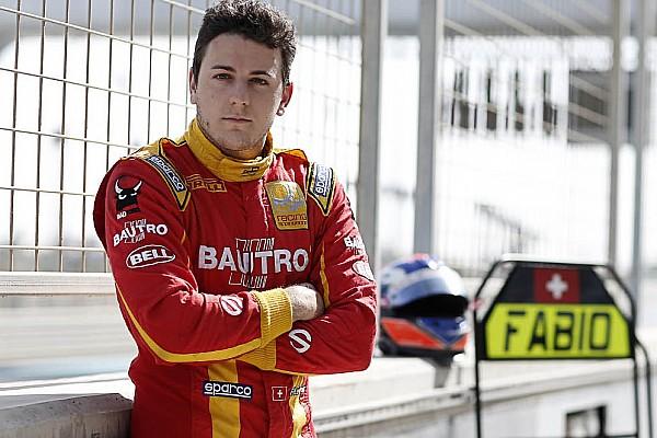 Manor assina com Fabio Leimer para ser piloto reserva