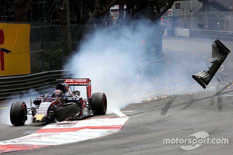 Massa criticó a Verstappen por su accidente