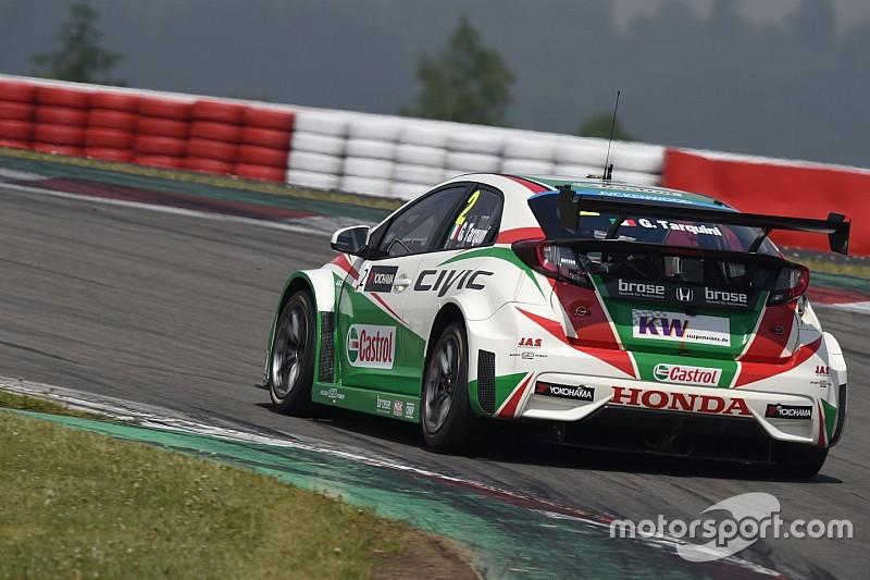 EL0 - Honda et Tarquini sonnent la charge