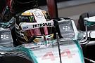 EL1 - Avantage Mercedes, Grosjean 3e