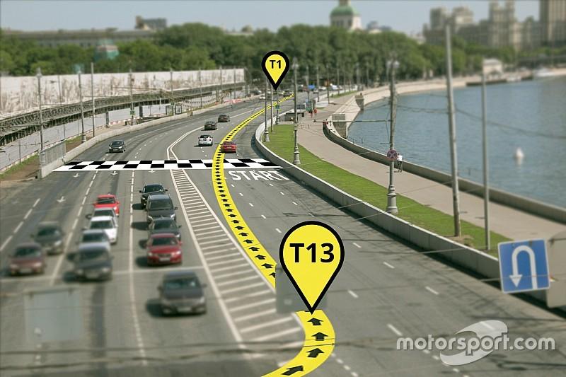 Трассу Формулы Е в Москве назвали самой ухабистой в календаре