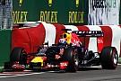 La frustration de Daniel Ricciardo